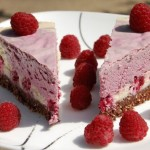 Recipe: Sweet Gratitude's White Chocolate Raspberry Cheesecake (Raw, Vegan, Paleo)