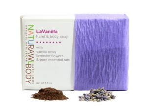 bar soap lavanilla 4 x 3