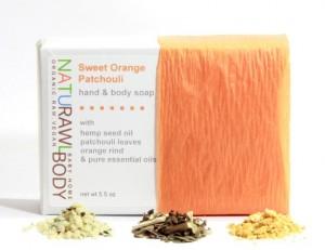 sweet orange patchouli