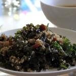 Superfood Rainbow Kale Salad