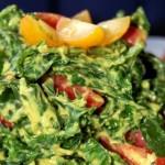 {Recipe} Creamy Curried Kale Salad (Raw, Vegan, Paleo, Gluten Free)