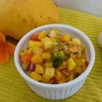 {Recipe} Mango Salsa (Raw, Vegan, Paleo, Gluten Free)