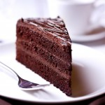 {Guest Recipe} Deep, Dark Chocolate Cake Recipe (Gluten Free) by NYC's Loveletter Cakeshop