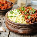 {Recipe} Easy Potato & Eggplant Curry (Vegetarian, Gluten Free)