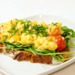 The Best French-Style Scrambled Eggs ~ A Guest Post for Kristen's Raw