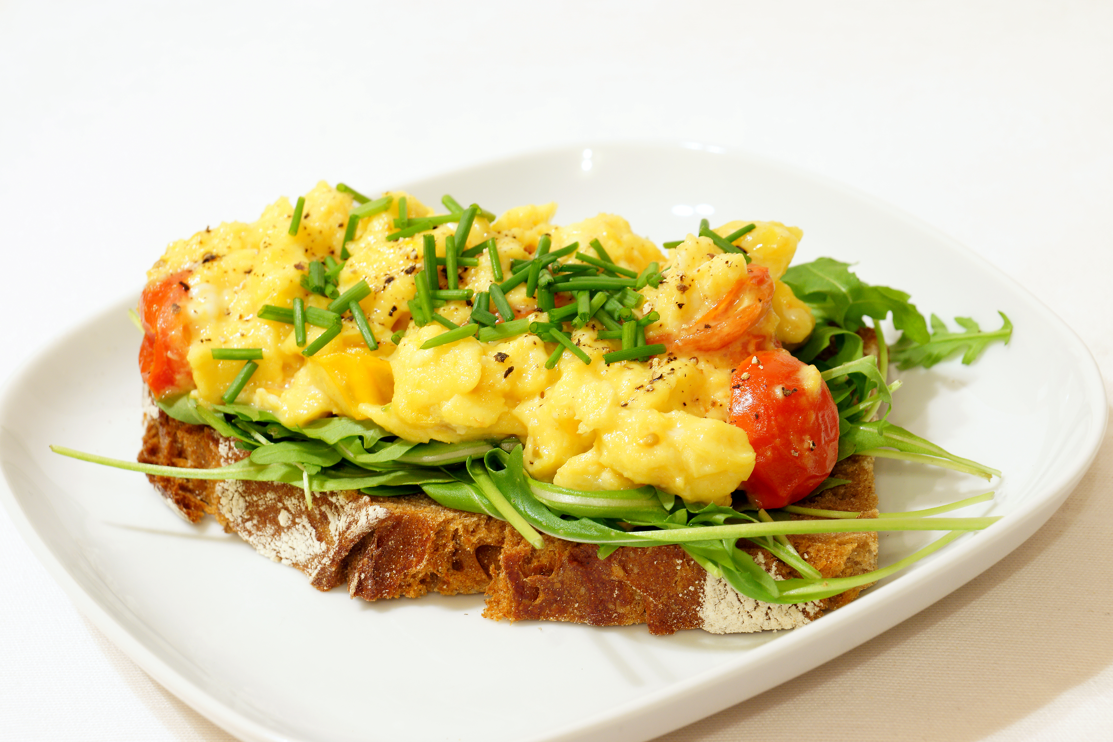 The best french style scrambled eggs a guest post for for French style scrambled eggs