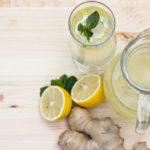{Recipe} Homemade Ginger Lemonade {Raw, Vegan, Paleo, Gluten Free}