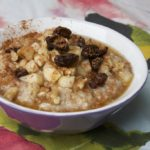 {Recipe} Heather Pace's Apple Cinnamon Quinoa Porridge {Vegan, Gluten Free}