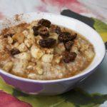 {Recipe} Heather Pace's Apple Cinnamon Quinoa Porridge {Vegan, Gluten Free}