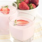 {Recipe} Whole Food Protein Smoothie with Strawberries